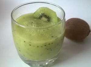 Recept Kivi smoothie