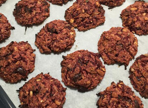 Recept Fitness cookies