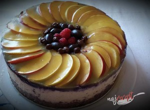 Recept Cheesecake torta