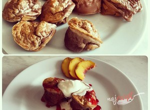 Recept Fit muffiny
