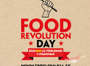 Recept Zapoj sa aj ty do Food Revolution Day s Jamie Oliverom
