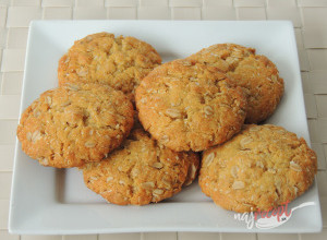 Recept ANZAC cookies