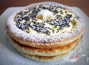 Recept Torta Chantilly