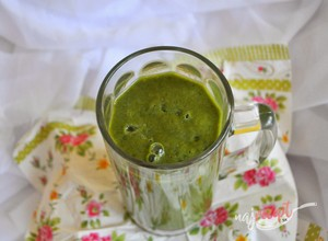 Recept Super green smoothie